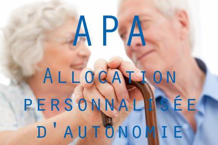 allocation personnalisee d autonomie apa 0