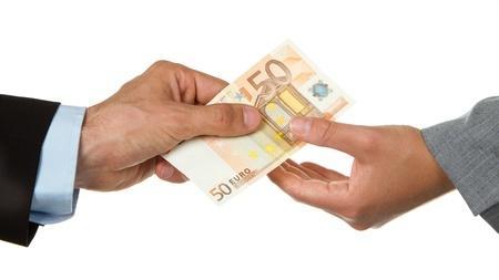 Faire un don d'argent