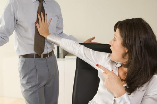 Le harc lement sexuel vu par la justice - Comment porter plainte pour harcelement ...