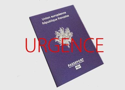 passeport en urgence 0
