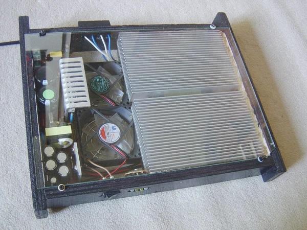 ampli 2 x 400w schema et realisation 0