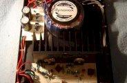 Ampli hifi Dynavox VT100 : réalisation