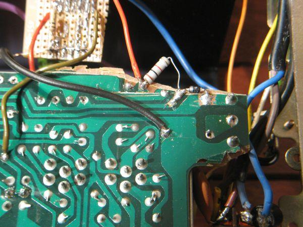ampli pioneer sa7300 reparation 5