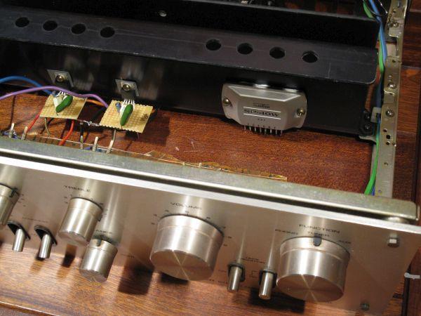ampli pioneer sa7300 reparation 6