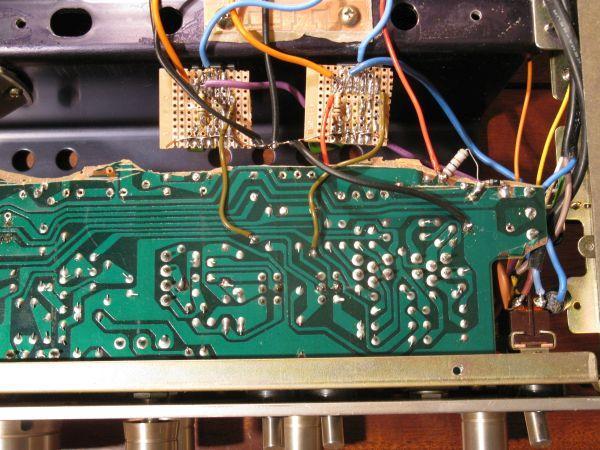 ampli pioneer sa7300 reparation 7