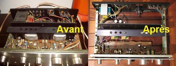 ampli pioneer sa7300 reparation 8