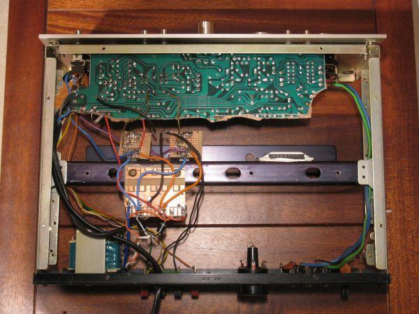 ampli pioneer sa7300 reparation 10