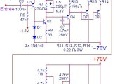 Ampli simple 500W à 1000W : schéma
