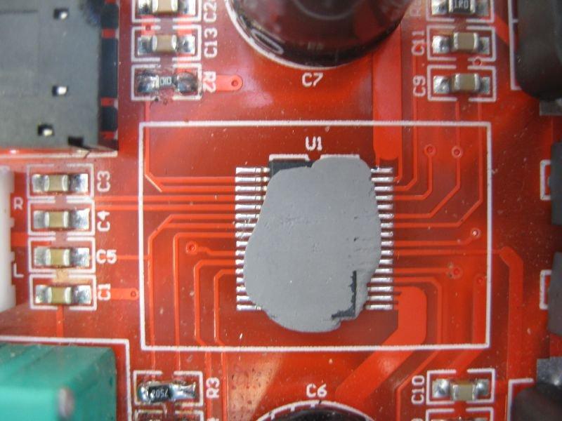 ampli tpa3116d2 classe d gain resistor