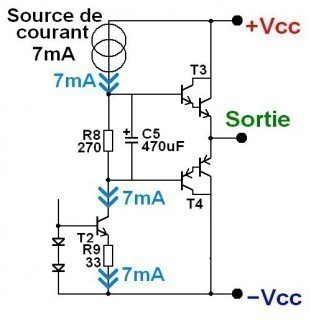 ampli ultra simple 50w a 200w schema 4