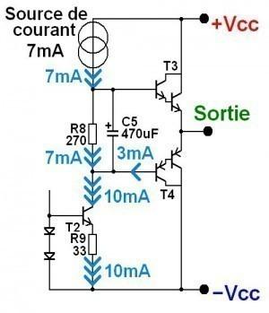 ampli ultra simple 50w a 200w schema 6
