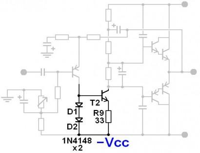 ampli ultra simple 50w a 200w schema 7
