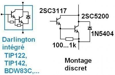 ampli ultra simple 50w a 200w schema 8