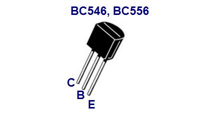schema bistable transistor