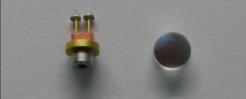 construction de laser bleu 1000mw 1w pas cher 1