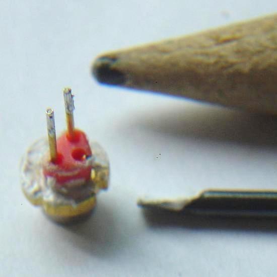 construction de laser bleu 1000mw 1w pas cher 2