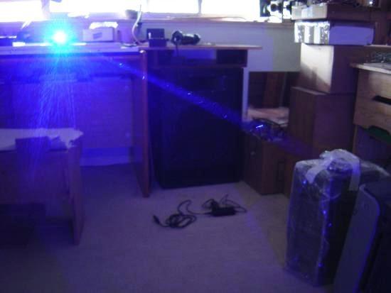 construction de laser bleu 1000mw 1w pas cher 18