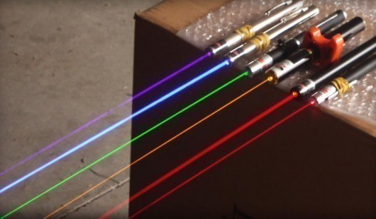 construction de laser bleu 1000mw 1w pas cher 21