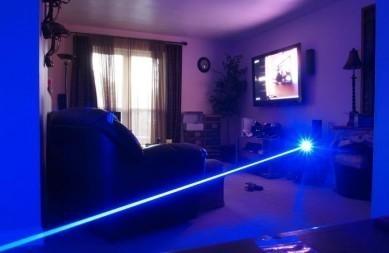 construction de laser bleu 1000mw 1w pas cher 0