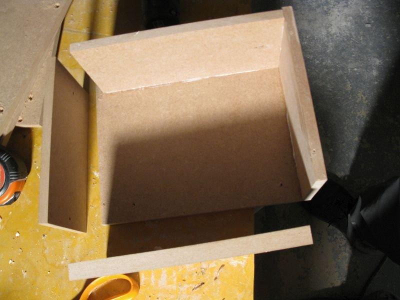 fabrication enceinte hifi simple