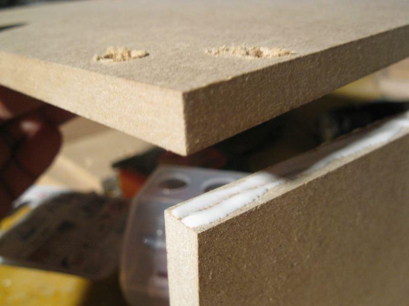 plan construction realisation enceintes hifi