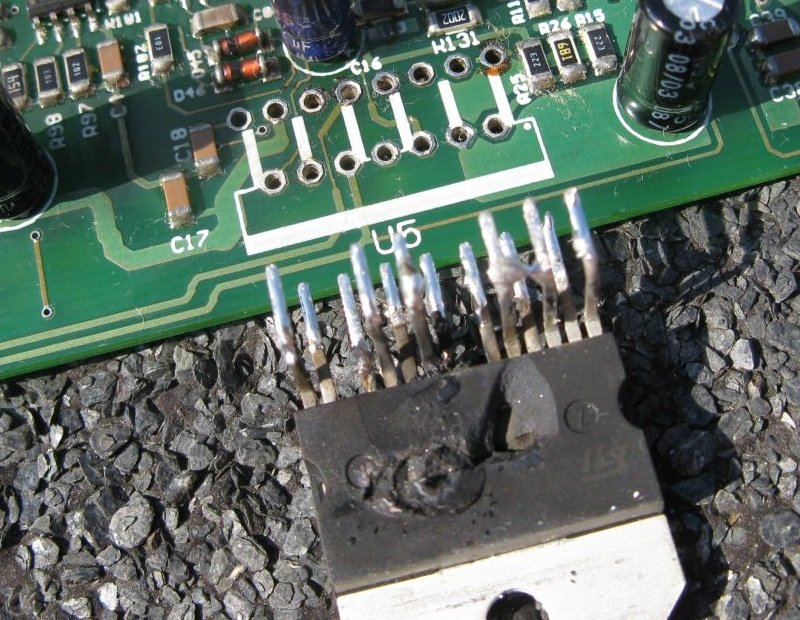 dessouder composant électronique facilement