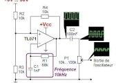 Générateur de signal carré ultra simple