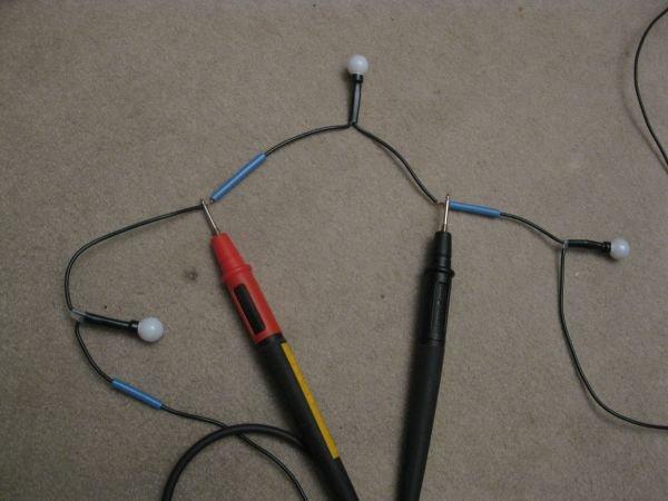 guirlande à filament test