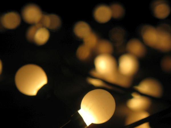 guirlande lumineuse filament