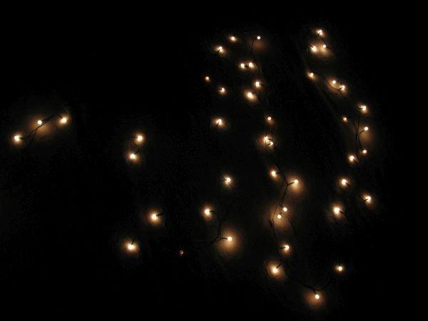 guirlande lumineuses à ampoule