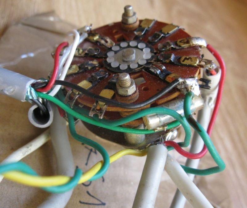 commutateur varitone guitare électrique