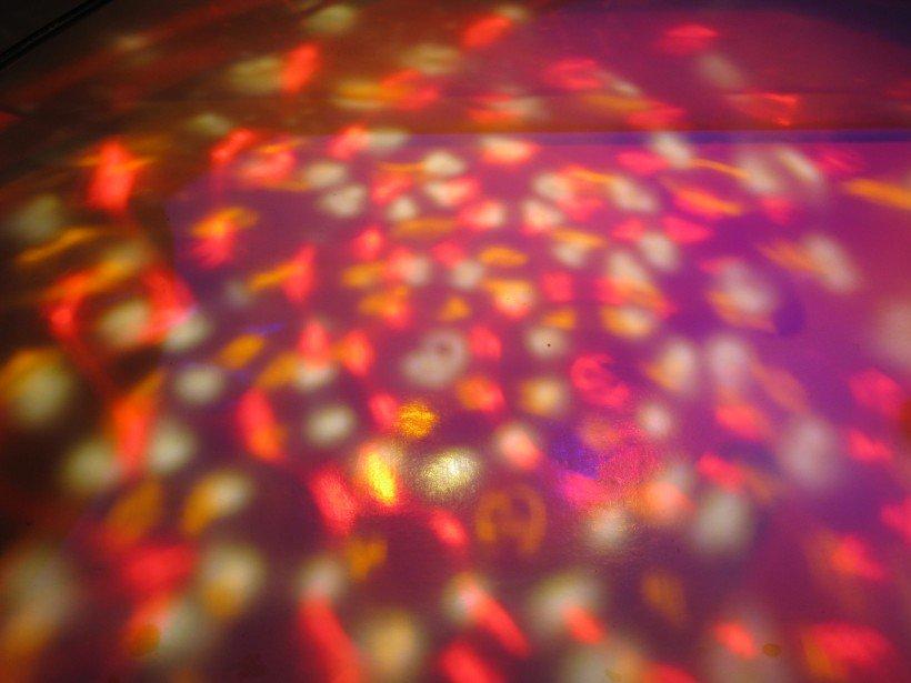 jeu de lumière LED RGB 3W pas cher