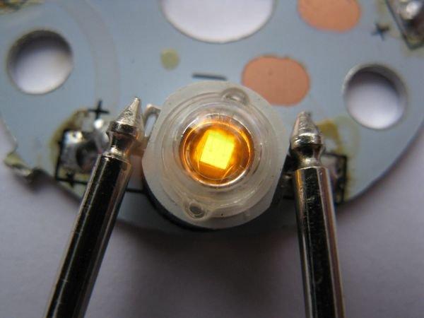 test led multimetre