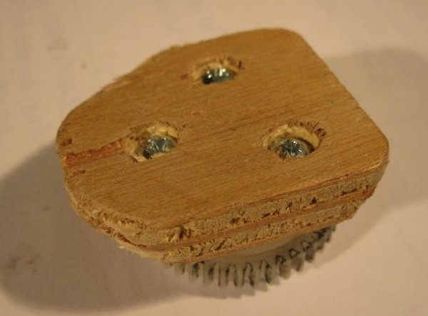 jeu de lumiere moonflower effet