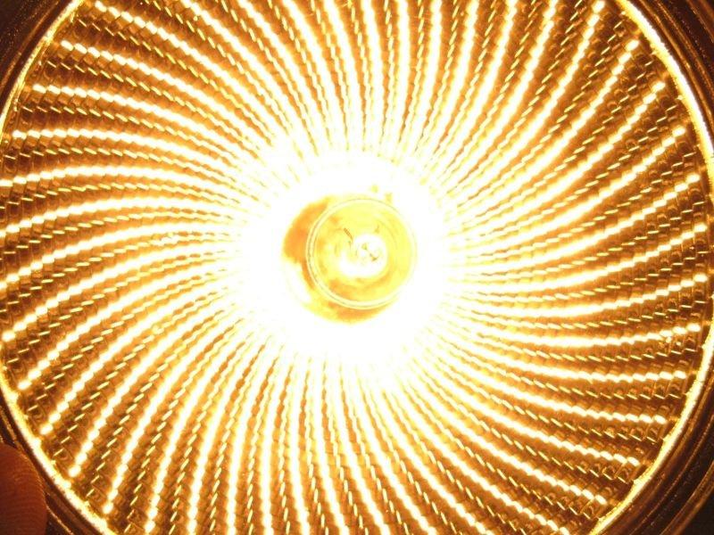 jeu lumiere flower 50w halogène