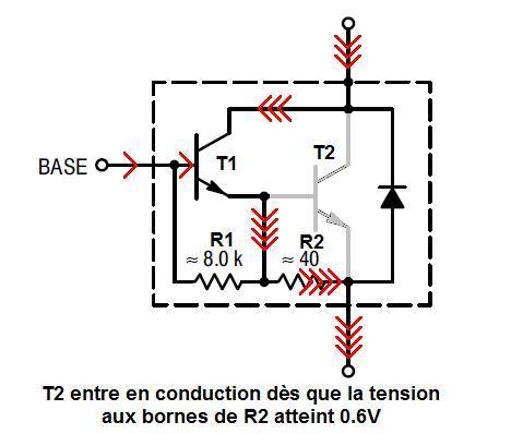 le transistor darlington 2