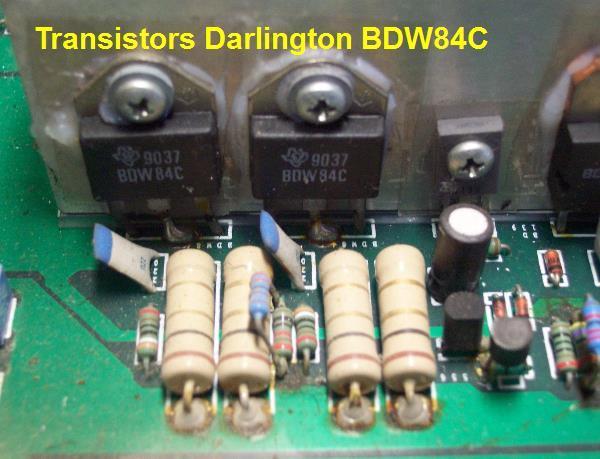 le transistor darlington 9