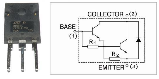 le transistor darlington 1