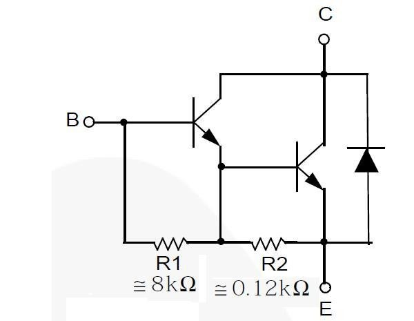 le transistor tip120 1
