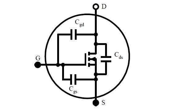 les transistors mosfet de puissance 8