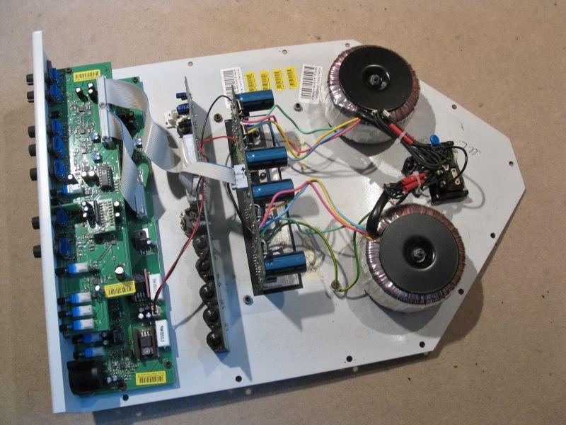 ampli basse TDA7294 100W