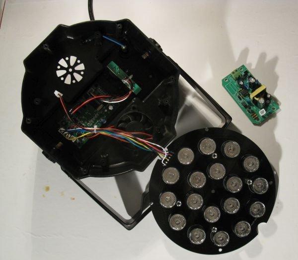 alimentation 12V led réparer