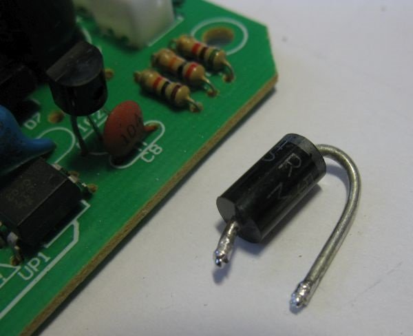 diode hs alimentation 12V LED
