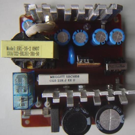 realisation et schema ampli audio 2x50w 4