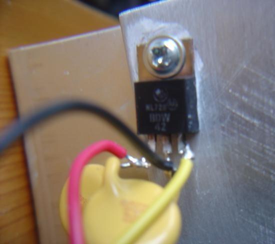realisation et schema ampli audio 2x50w 6