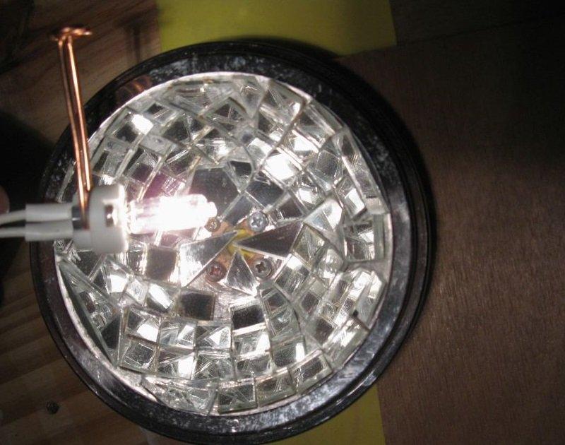 ampoule 12V 50W IRC