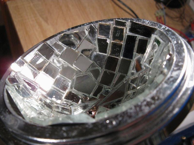 moonflower 12V 50W halogene