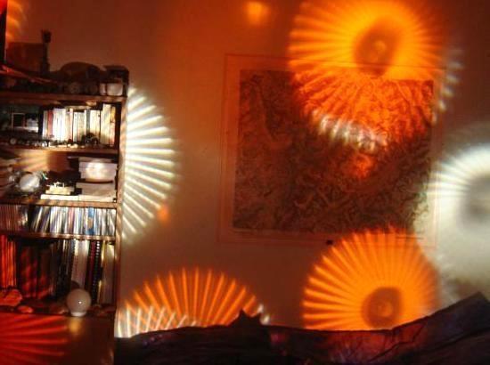 Réalisation jeu de lumière pour soirées