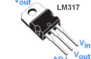 Régulateur de tension LM317 : montages