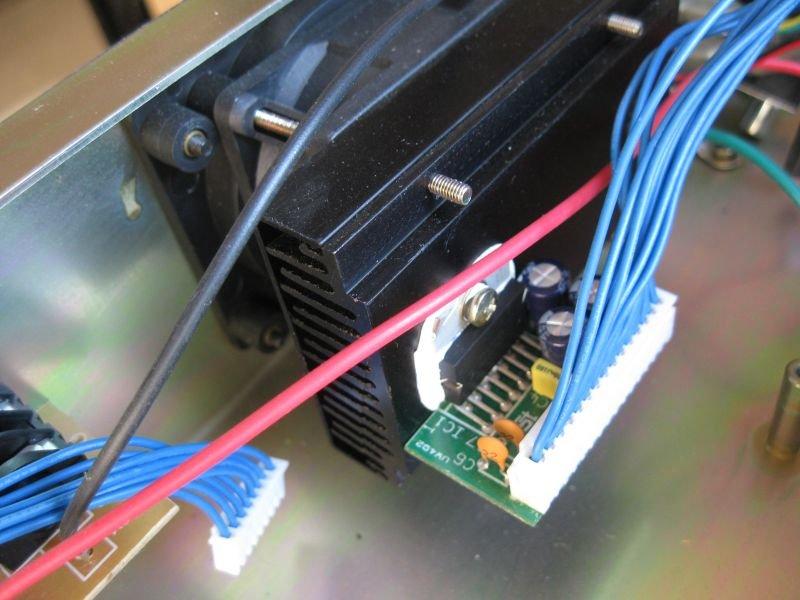 ampli marshall tda7293 reparer